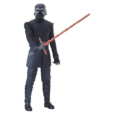 Star Wars: The Last Jedi 12-inch Kylo Ren Figure: Toys & Games
