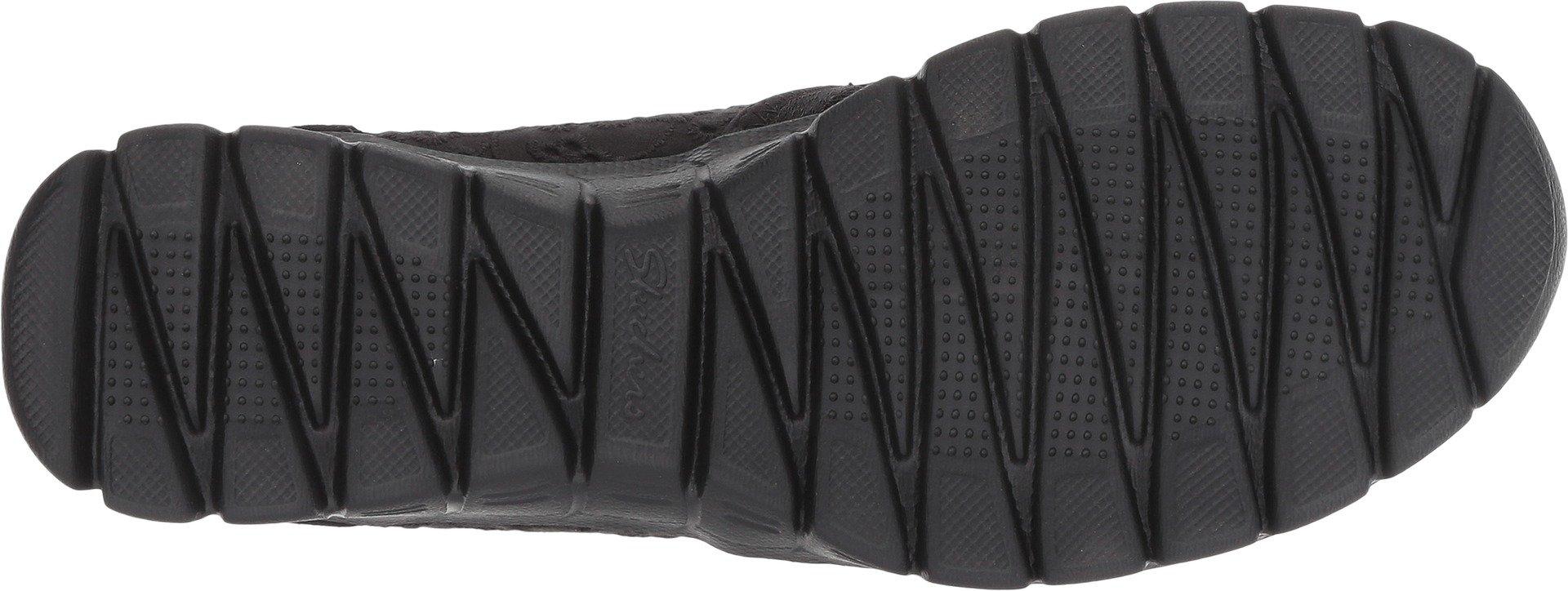 Skechers Ez Flex 3.0 Kindred Spirit Womens Slip On Sneakers,Black,9 by Skechers (Image #3)