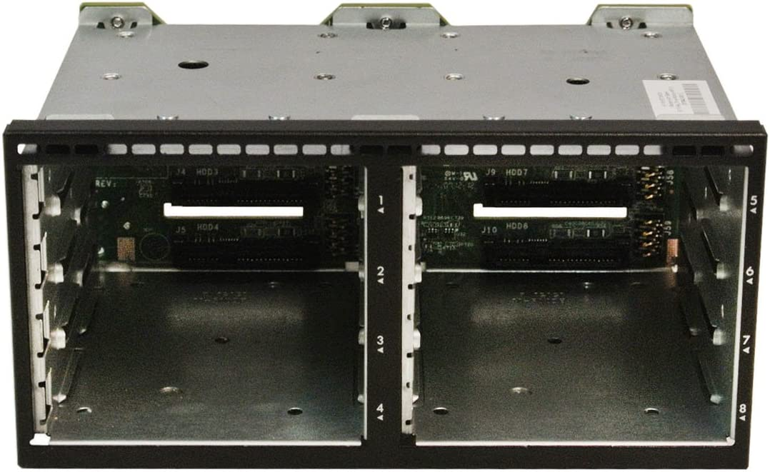 385p Gen8 Hard drive cage 8SFF with Backplane Board 670943-001 HP DL380p
