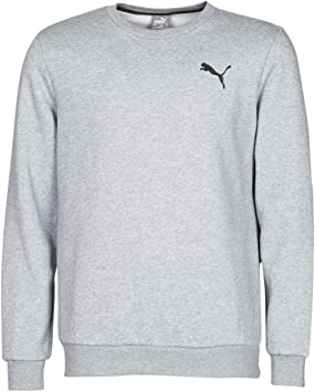 PUMA Ess Sweat shirt Homme: : Sports et Loisirs