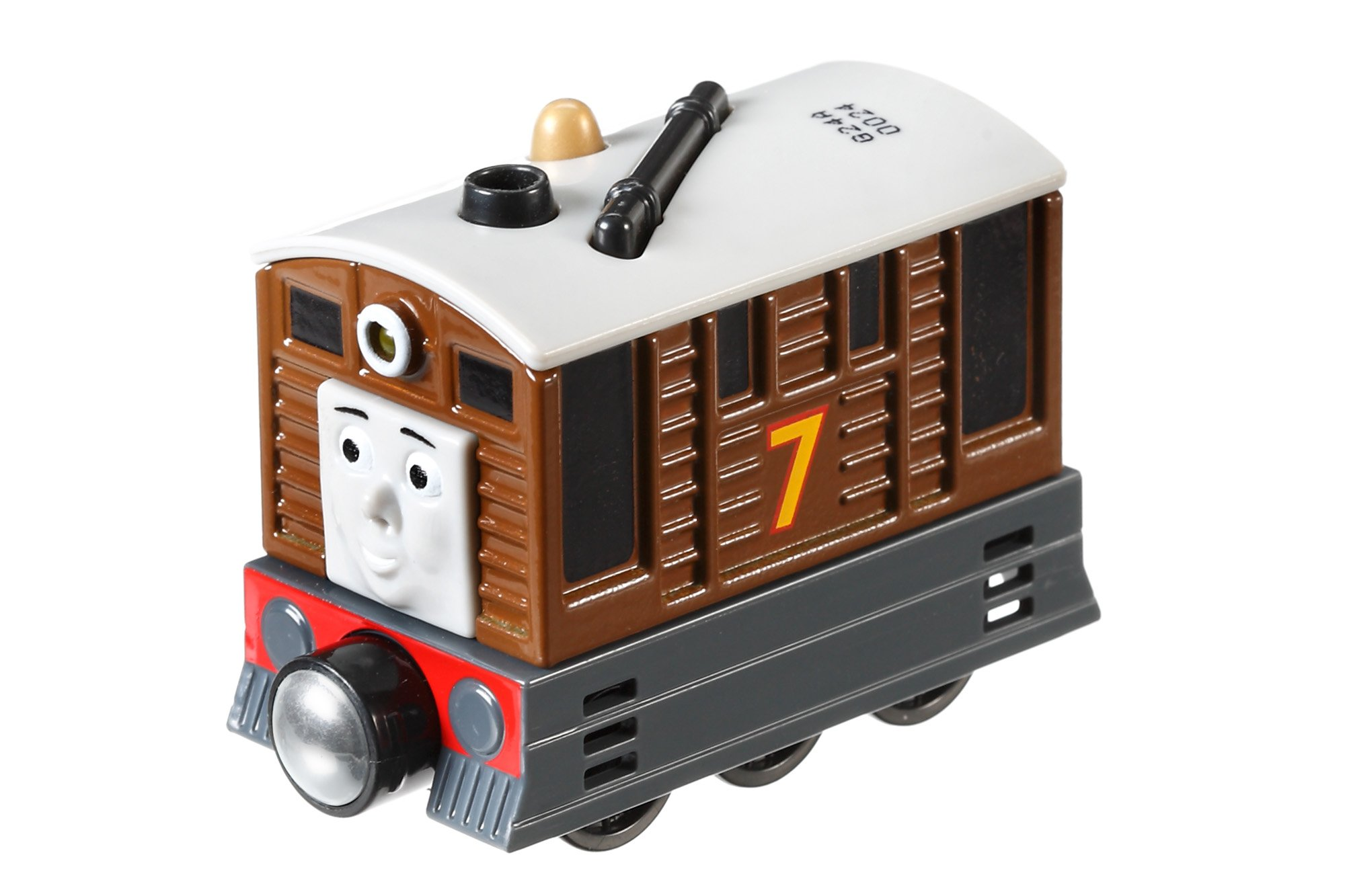 Thomas & Friends Fisher-Price Take-n-Play, Talking Toby Train