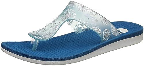 03b3142f7dbe BATA Women s New Jasmine Blue House Slippers - 8 UK India (41 EU ...