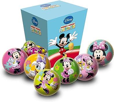 Pelota Minnie Disney 6cm surtido (exp30): Amazon.es: Juguetes y ...