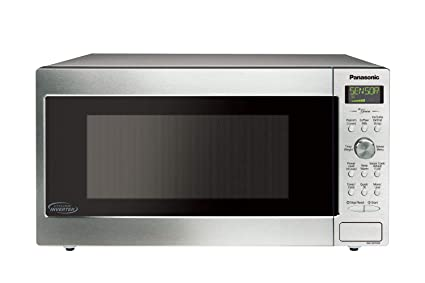 Panasonic NN-SD755S / NN-SD765S Cyclonic Wave Inverter Technology Microwave Oven, 1.6