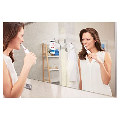 Oral-B Genius 9000 Electric Rechargeable Toothbrush Powered by Braun white