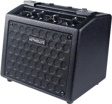 Kithouse B9 amplificador de guitarra eléctrica recargable portátil ...