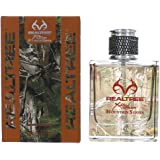 Realtree Mountain Series by Realtree, 3.4 oz Eau De Toilette Spray for Men