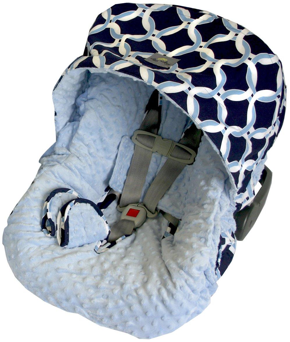 Itzy Ritzy Baby Ritzy Rider Kindersitz für Soziale Kreis (blau)