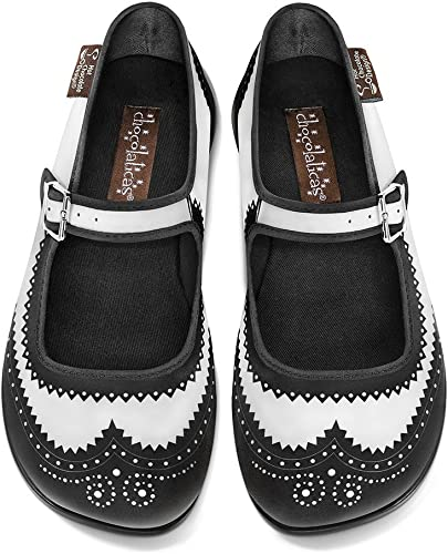 Hot Chocolate Design Chocolaticas Habana Women's Mary Jane Flats review