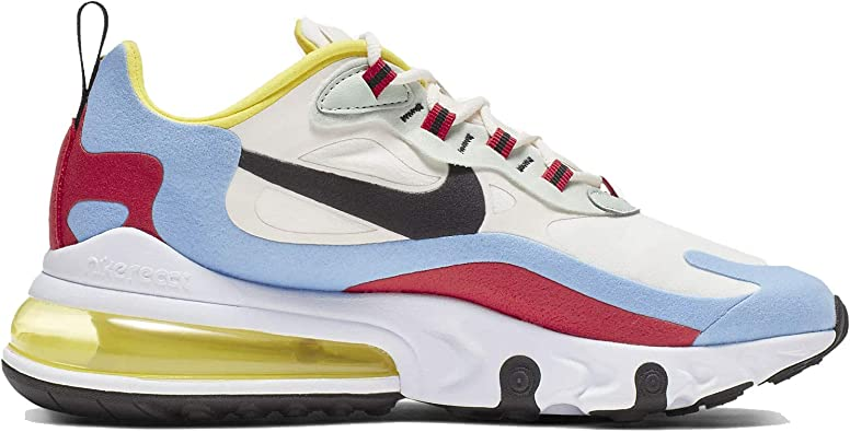 Nike Women's Air Max 270 React (Bauhaus)