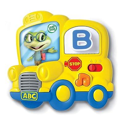LeapFrog Fridge Phonics Magnetic Letter Set, Yellow: Toys & Games
