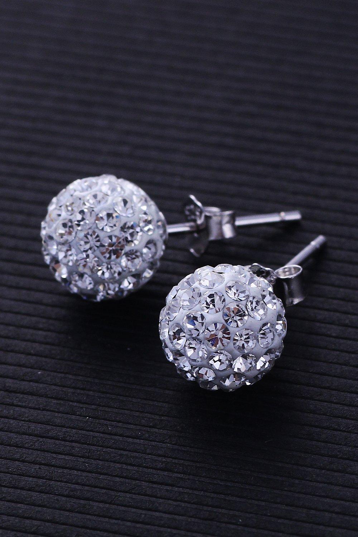 Thai Love You Shine Earrings earings Dangler Eardrop Elegant Women Girls Personality s925 Sterling Silver Jewelry Fashion Earring Unique Women Gift by KGELE Earrings