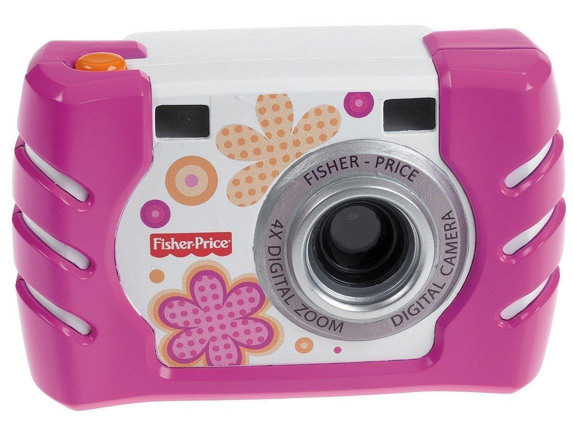 Amazon.com: Fisher-Price Kid-Tough Digital Camera, Pink: Toys & Games