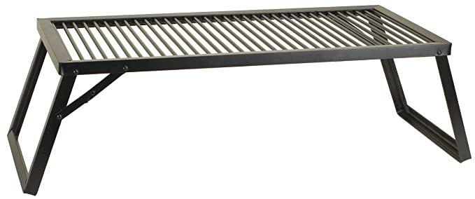 Stansport Extra Heavy Duty Steel Grill (36x18-Inch)