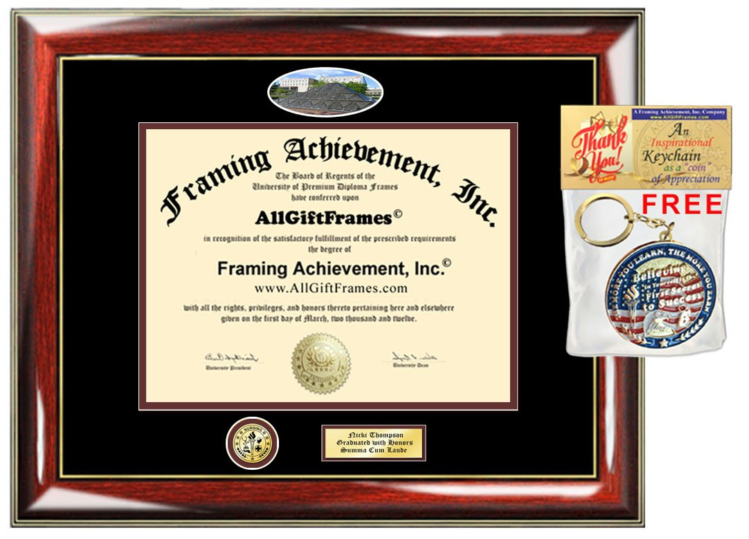 Amazon.com : IUPUI Diploma Frames Campus Picture Indiana University ...