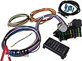 amazon com a team performance 14 circuit basic wire kit small rh amazon com universal wiring kits for 1957 chevy bel air universal wiring kits for 1957 chevy bel air