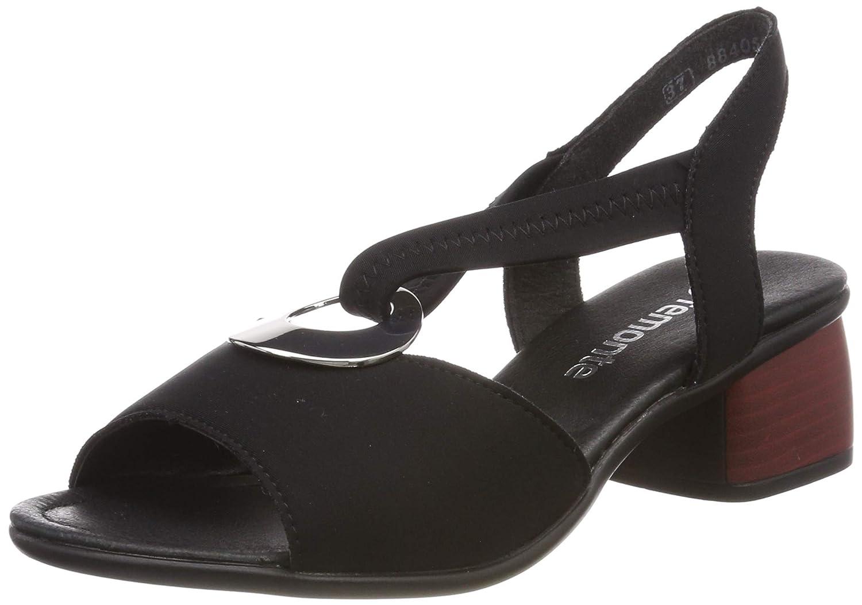 - Remonte Damen-Sandalette - F 1 2 black (1)