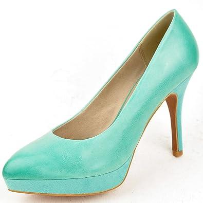 Tamaris Pumps, Unverschämt Jade High Heel Platform Stiletto