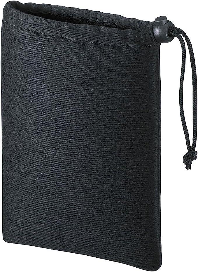 サンワサプライ マルチクッションケース(巾着タイプ) IN-C1K