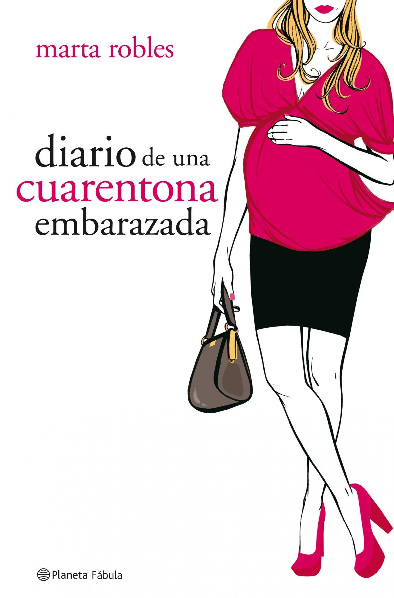Diario de una cuarentona embarazada (Planeta Fábula): Amazon ...
