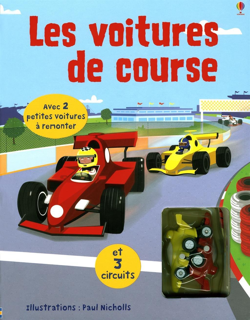 Amazon Fr Les Voitures De Course Taplin Sam Nicholls Paul Durber Matt Beurton Sharp Lorraine Livres