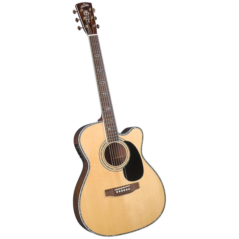 Blue Ridge BR-70 - Guitarra acústica con cuerdas metálicas: Amazon.es: Instrumentos musicales