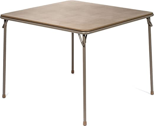Amazon.com: Serie XL mesa rectangular plegable para cartas y ...