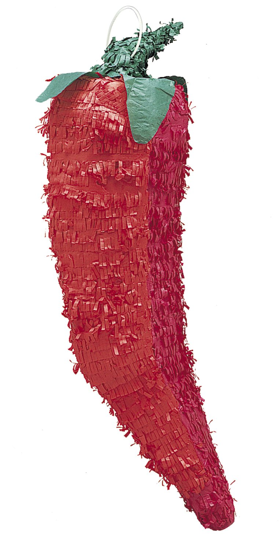 Unique Party 6631 - Red Chilli Pepper Pinata