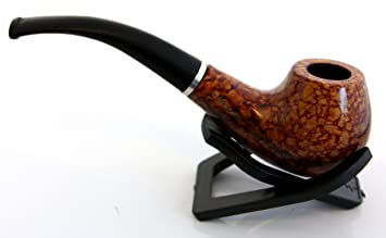Gorgeous 5.5u0026quot; Tobacco Wooden Pipe  sc 1 st  Amazon.com & Amazon.com: Gorgeous 5.5