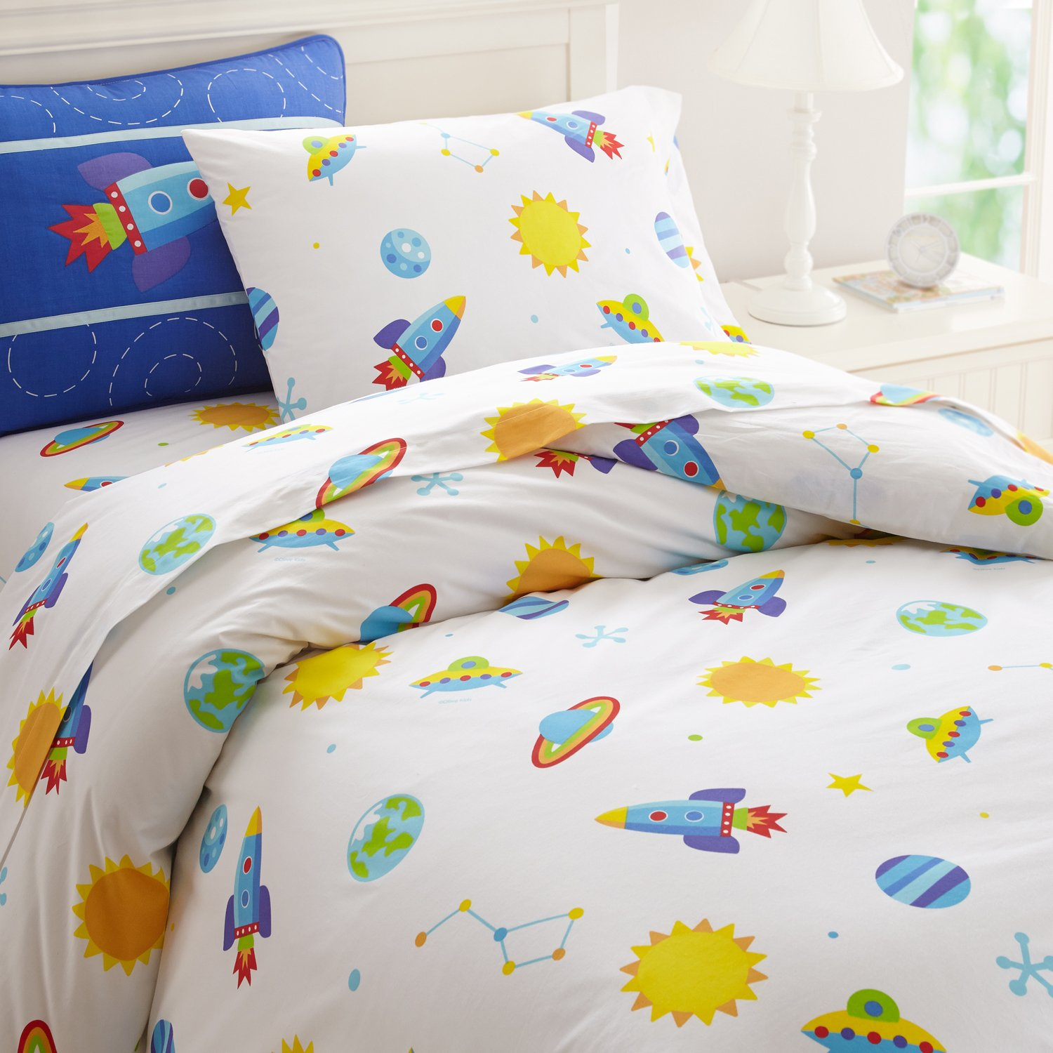 Wildkin Duvet Cover, Full, Out of This World