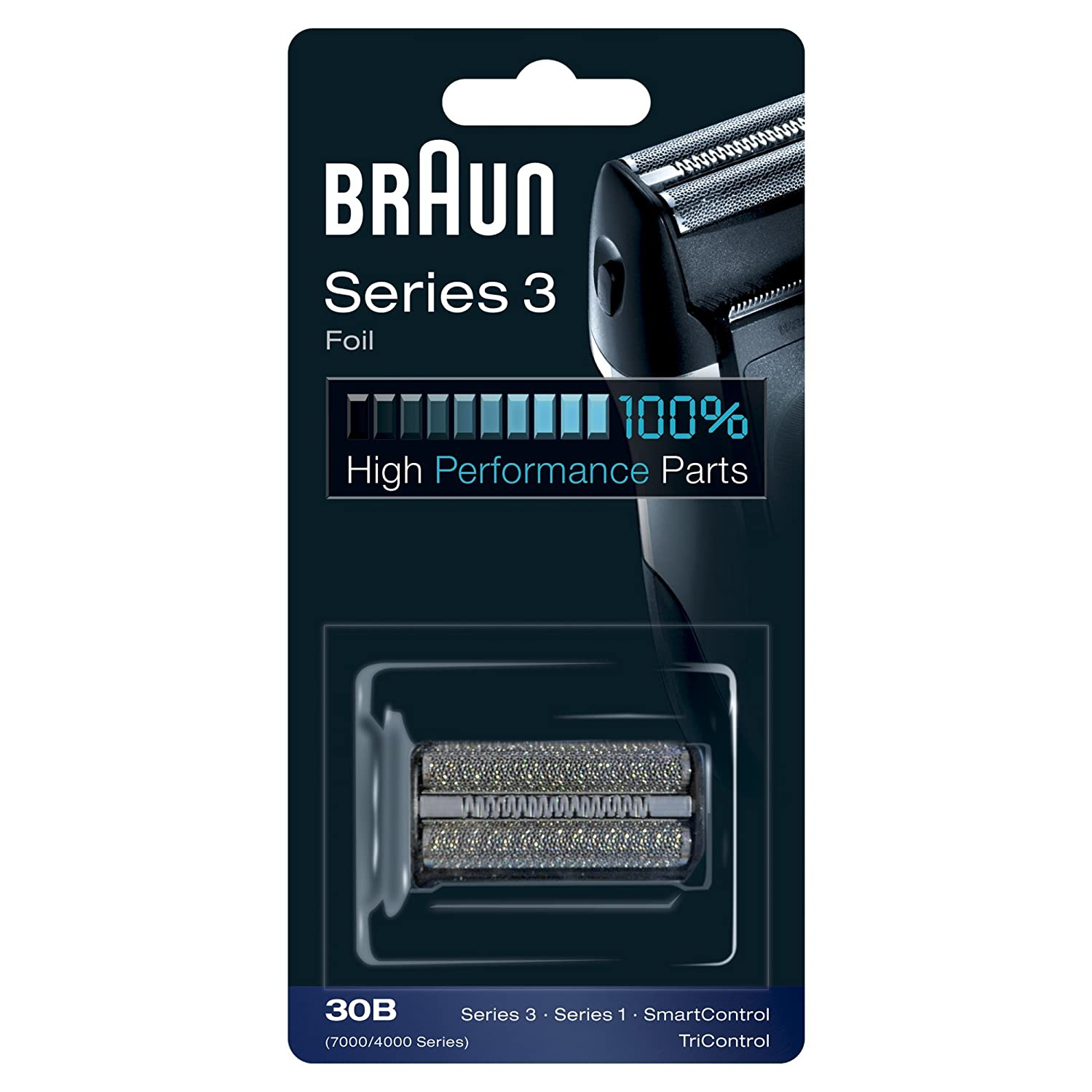 braun series 3 electric shaver replacement foil cartridge. Black Bedroom Furniture Sets. Home Design Ideas
