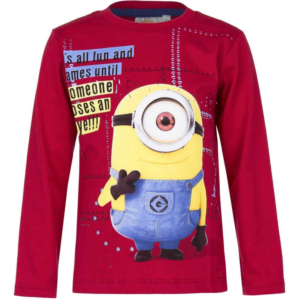 Minions Langarmshirt - Pullover - in 2 Farben erhältlich