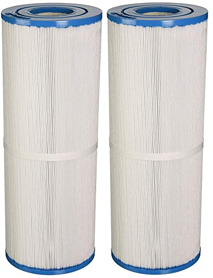 50 sq  ft  Pool Filter Replaces Unicel C-4950, C-4950-2, Pleatco PRB50-IN,  Filbur FC-2390-Pool and Spa Filter Cartridges (Pack of 2)