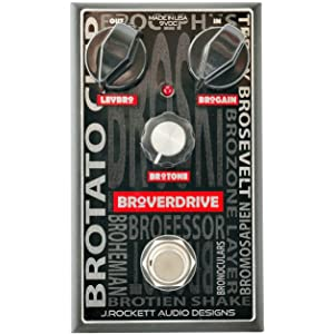 J. Rockett Audio Designs Broverdrive