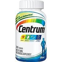 Centrum Multivitamin for Men, Multivitamin/Multimineral Supplement with Vitamin D3, B Vitamins and Antioxidants - 200…