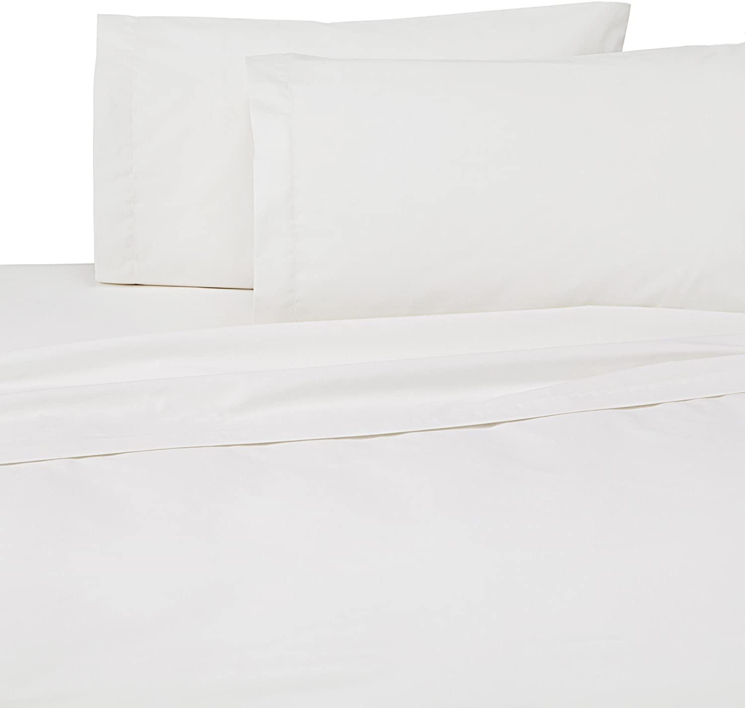 White 72-Pack WestPoint Home Martex 1A69391 Classic Touch T200 Pillowcase 42-Inch x 46-Inch