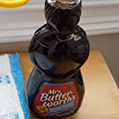 Amazon.com : Mrs. Butterworth's Sugar Free Syrup, 24 Ounce ...