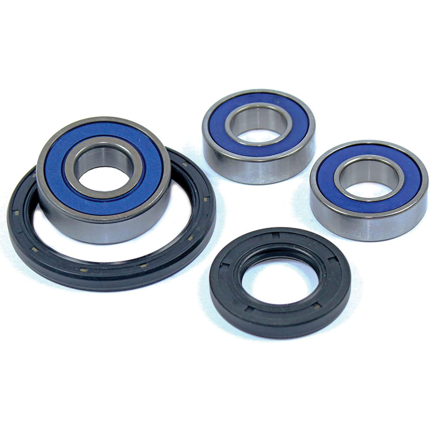 Rear Wheel Ball Bearings Seals Kit Fits YAMAHA MOTO-4 225 YFM225S 1986-1988