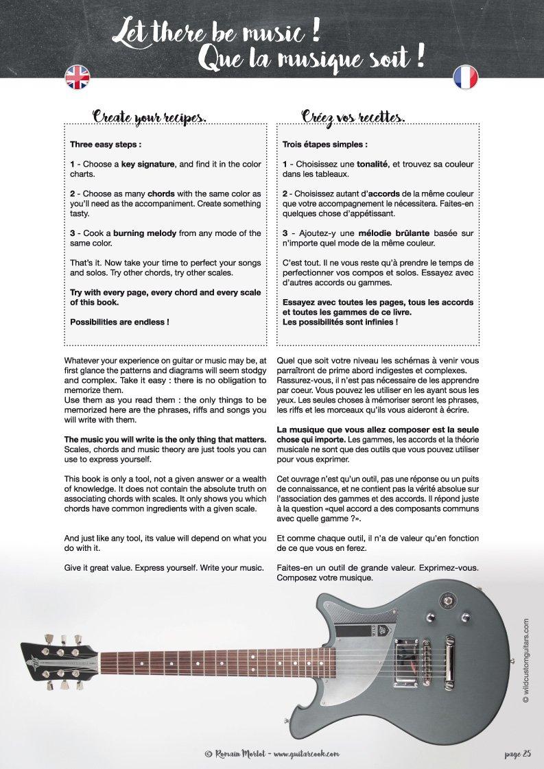 The Guitar Cook Book: Amazon.es: Romain Morlot: Libros