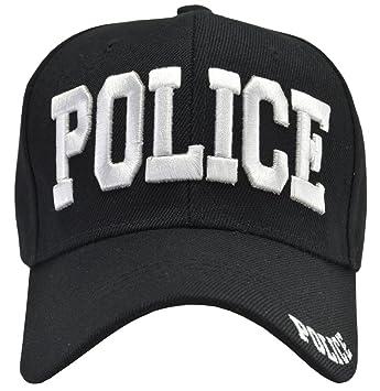 3989114b6260a Police Hat Baseball Cap  Amazon.ca  Sports   Outdoors