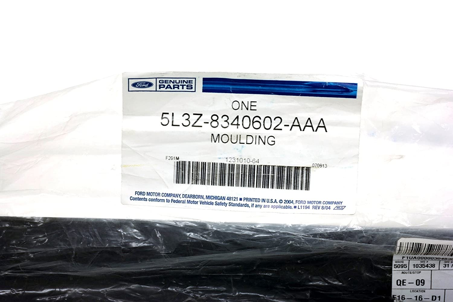 Ford 5L3Z-8340602-AAA - MOULDING