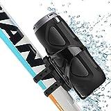 Avantree Altoparlante Bluetooth 10W per Bicicletta Impermeabile Senza Fili per Uso Esterno, con Supporto per Bicicletta, Sound eccellente, supporta le memorie SD e TF. Dotato di NFC- Cyclone