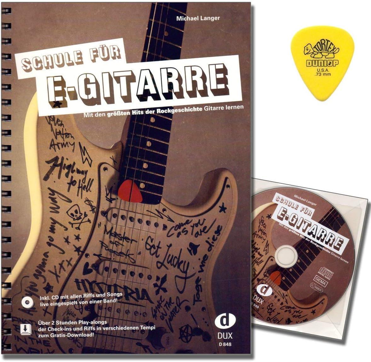 Guitarra eléctrica de Michael Langer con CD, descarga gratuita y ...
