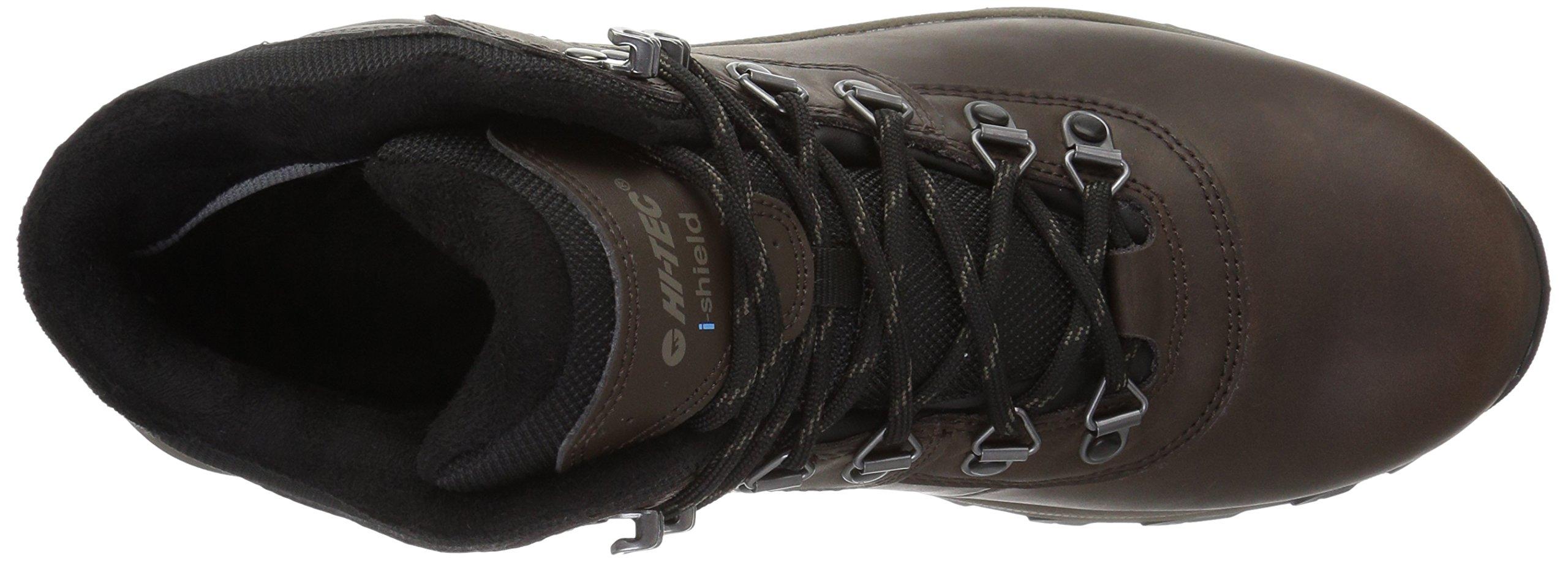 Hi-Tec Men's Altitude VI I Waterproof Hiking Boot, Dark Chocolate, 9.5 D US by Hi-Tec (Image #8)