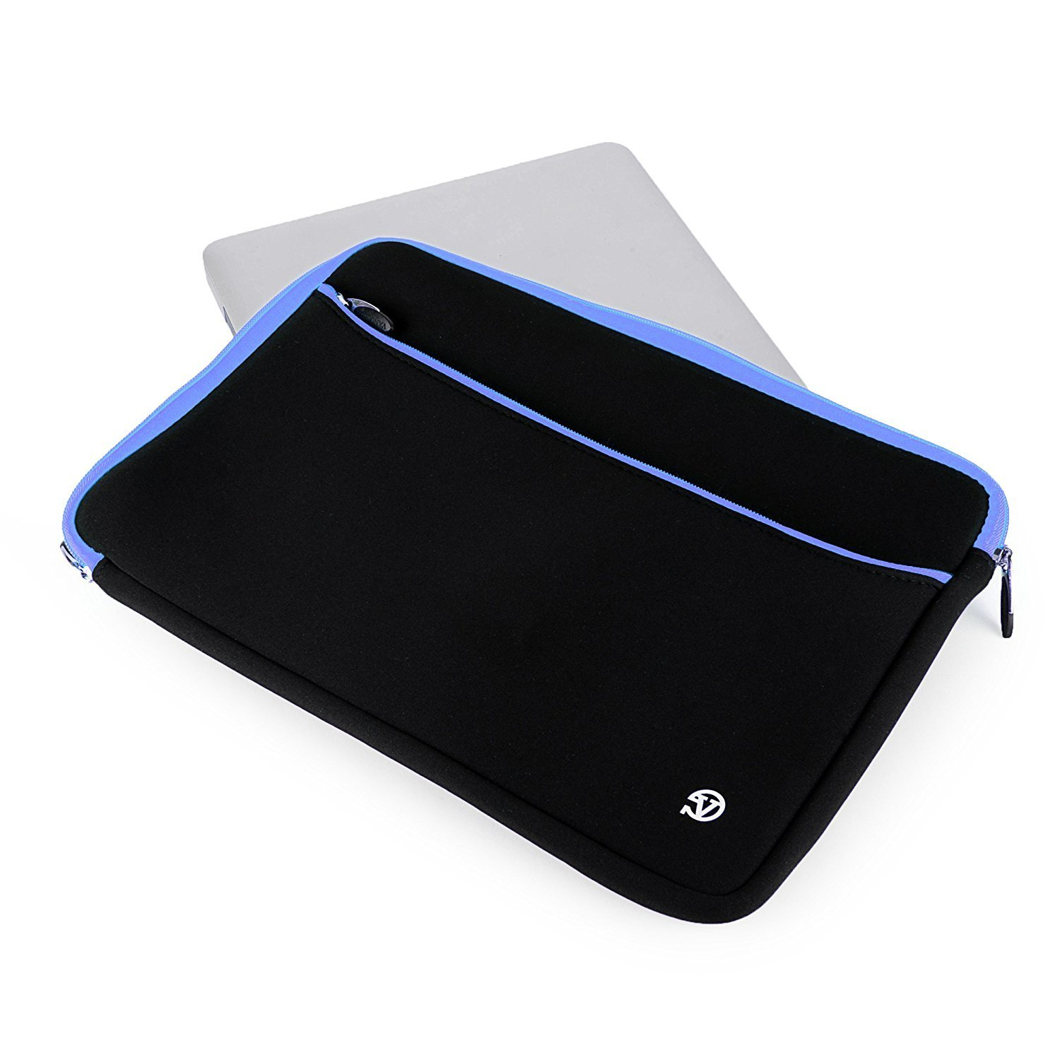 Travel Laptop Sleeve Bag Tablet Pouch Case for Asus ROG / X / Dell Alienware / Inspiron 17 / Inspiron 17 5000 / Acer Aspire / Chromebook 15