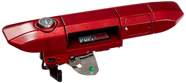 Pop /& Lock PL5505 Silverstreak Mica Manual Tailgate Lock for Toyota Tacoma Standard Lock