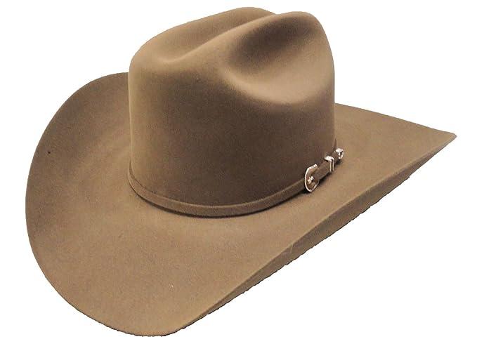 Resistol Cowboy Hat 6X Beaver Driftwood City Limits George Strait  7 1 8  a8a685fce241