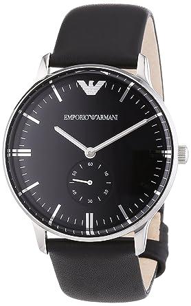245b79aec6 Buy Emporio Armani Classic Analog Black Dial Men's Watch - ar0382 ...