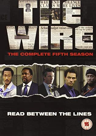 The Wire: Complete HBO Season 5 [DVD] by Dominic West: Amazon.es ...