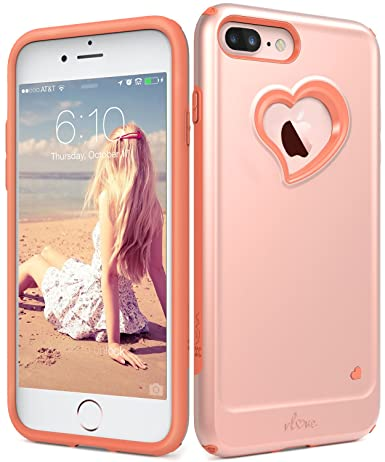 IPhone 8 Plus Case 7 Vena VLoveHeart